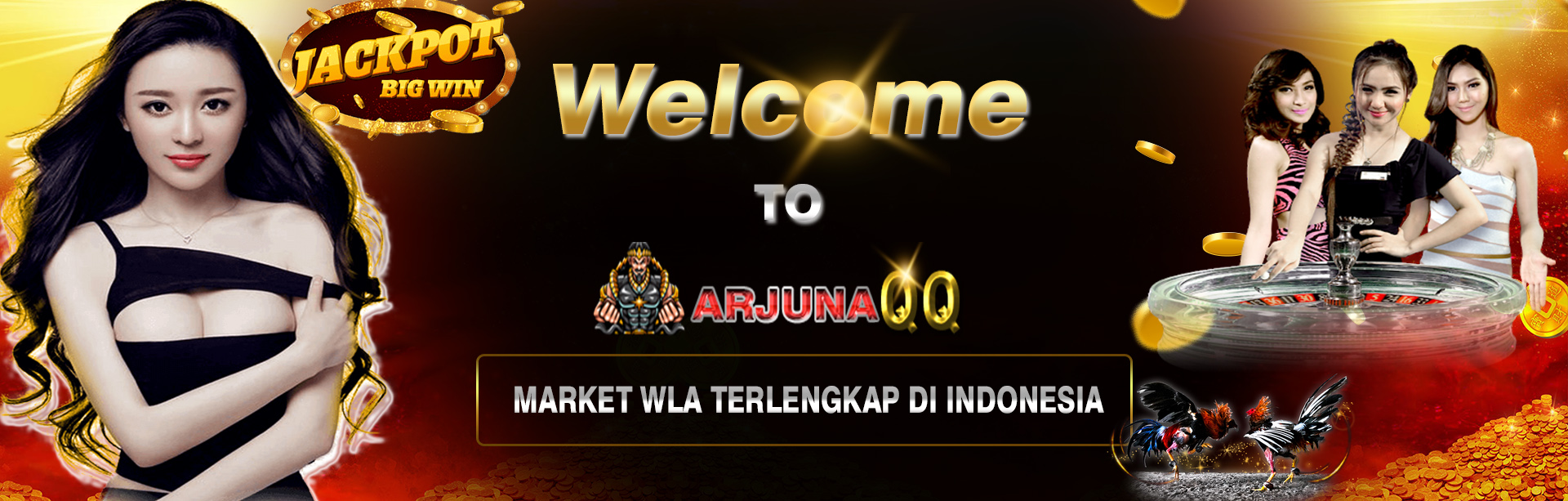Welcome To ARJUNAQQ